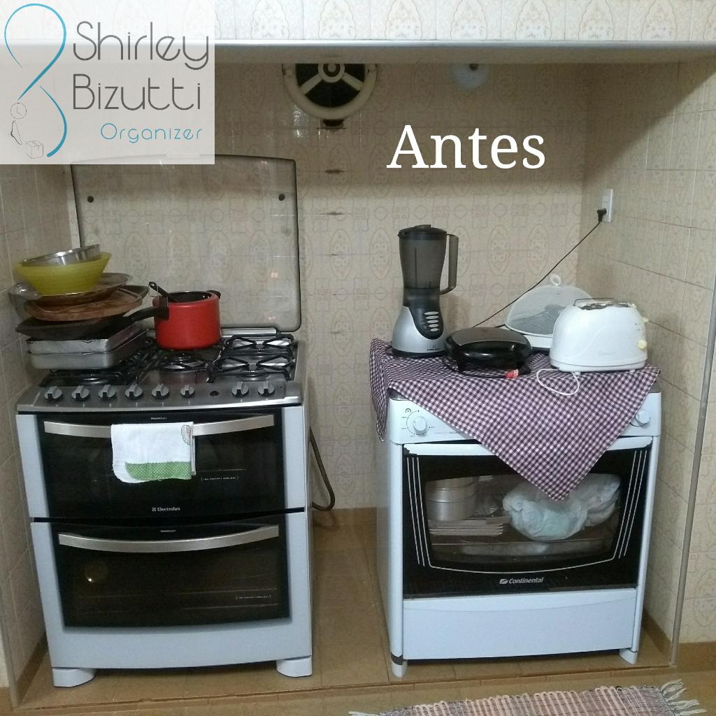 Cozinha 1 – Antes